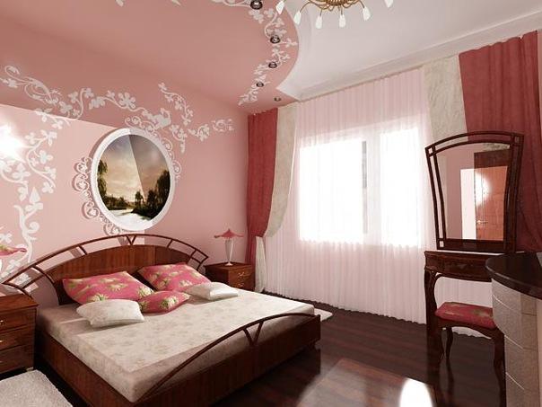Интерьеры спален фото