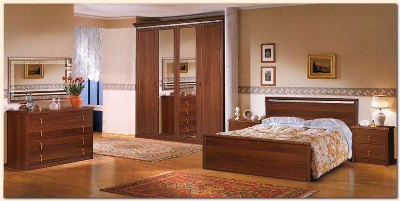 Beautiful Chambre A Coucher En Bois Massif Pictures - Design Trends
