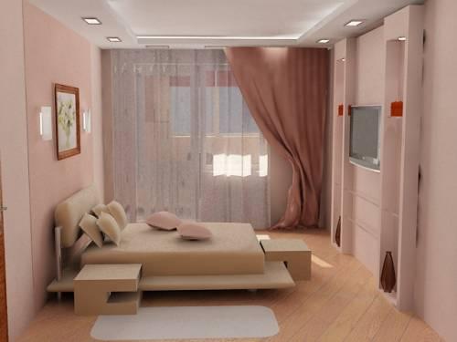 Ремонт в спальне своими руками недорого фото