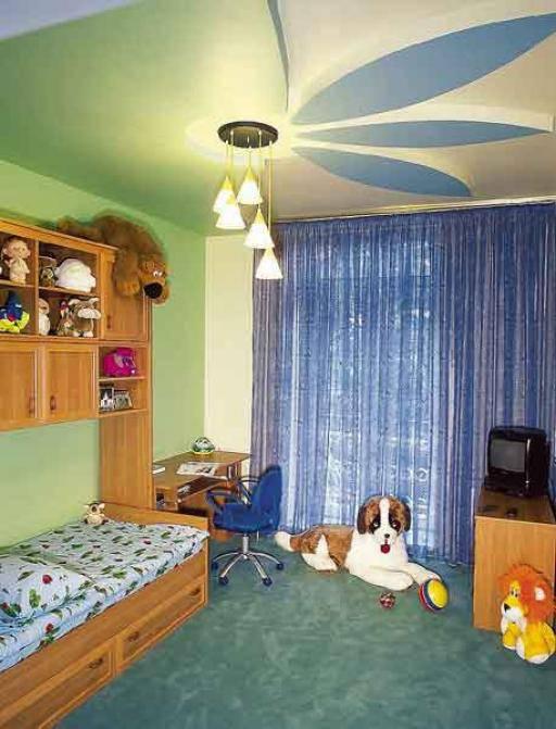 Ремонт детских комнат своими руками фото