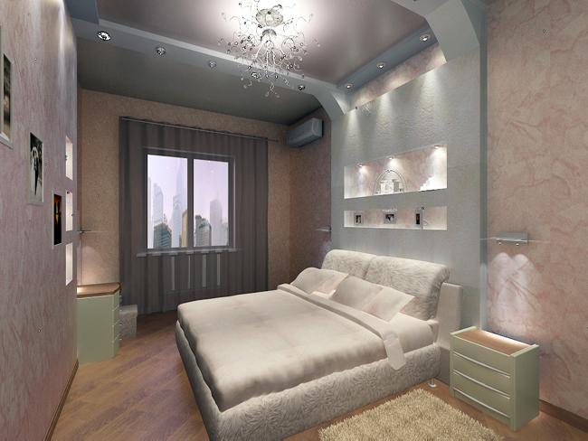 Дизайн комнаты в брежневке фото