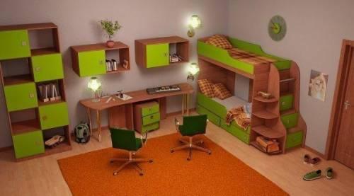 Детская мебель модель 2: продажа, цена в минске. комплекты д.