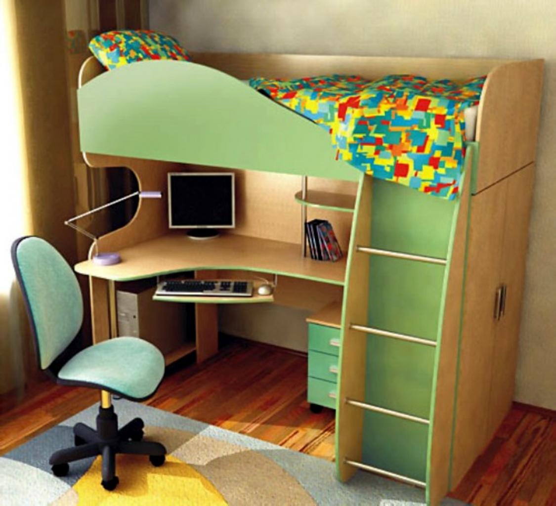 Metaphorbam 1 805 000. набор мебели для детской (детская..